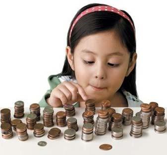 کودک پولدار